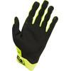 Fox Attack Gloves Men yellow/black
